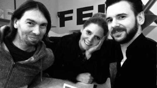 Internette Freunde - Felix Cafe